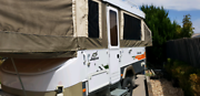 2011 Swan outback poptop (immaculate condition) Delahey Brimbank Area Preview