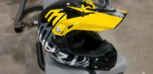 Canam Helmets like new