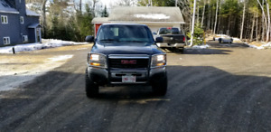 2006 gmc sierra 4x4 to trade for jeep tj