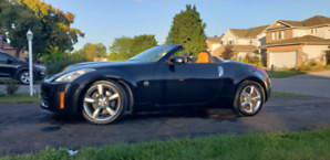 2007 Nissan 350z Roadster Convertible 6 speed