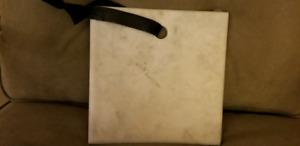 Marble serving slab