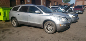 2011 enclave $1600 as is