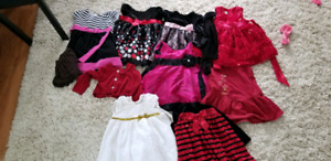 8 2t dresses and 2 dress.covers