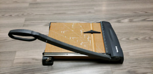 Exacto Paper Cutter