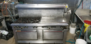 Restaurant equipment used in perfect working condition