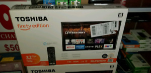 "Toshiba 32"" 720p Smart LED"
