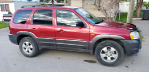 2003 mazda tribute AWD