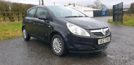 24/7 Trade Sales Ni Trade Prices For The Public 2008 Vauxhall Corsa 1.
