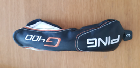 Ping G400 crossover 3 iron
