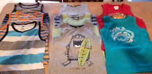 All Boys 3t and 4t tank tops