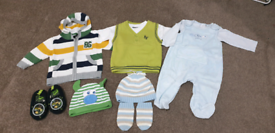 Baby Boys Clothes Bundle - Age 6-9 months - 9 items for sale!!!!