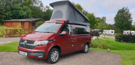 Campervan for hire from midivans