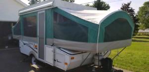 2006 viking popup trailer