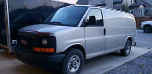 2007 GMC commercial van