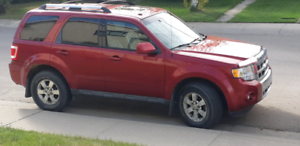 Ford Escape Limited Edition