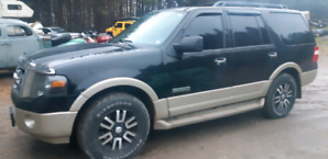 2007 FORD EXPEDITION FULLY LOADED RUNS AND DRIVES PERFECT