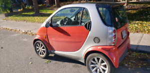 Smart fortwo mercedes passion 2006 automatic diesel