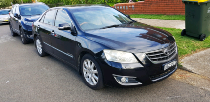 Toyota aurion presara ,low KMs and luxury Fairfield Fairfield Area Preview