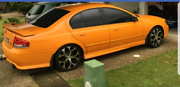 Ford Falcon XR6T with mods Coombabah Gold Coast North Preview