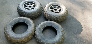 For sale atv tires new.  TIRES ONLY