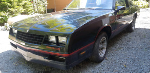 1987 Monte Carlo ss t top