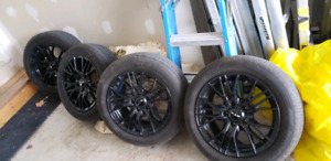 Like new Rtx wheels with tires