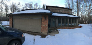 Sherwood park acreage for sale