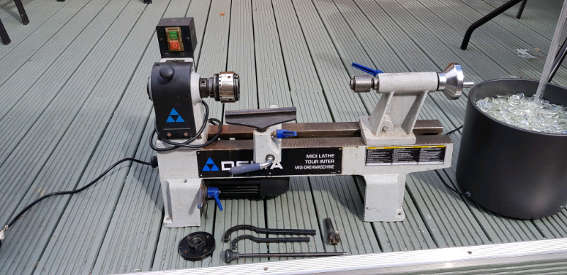 Wood lathe | in Poole, Dorset | Gumtree