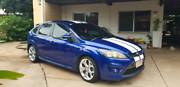 2010 Ford Focus XR5 Turbo Driver Palmerston Area Preview