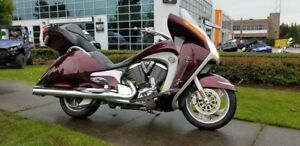 2008 Victory Motorcycles Vision Tour
