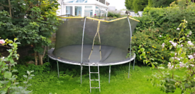 14' trampoline