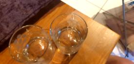 Eammon Glass x2 New