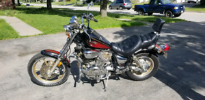 Fire Ball 1100 Virago