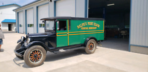 1928 Chevrolet  1 ton  delivery truck