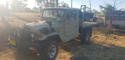 Toyota hj45 landcruiser 4x4 turbo/intercooled diesel Armidale Armidale City Preview