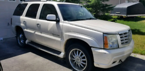 2003 Cadillac Escalade - they dont make em like this anymore