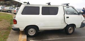 AUTOMATIC TOYOTA TOWNACE NSW REGO TILL END OF JULY