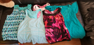 Huge maternity lot! 49 articles of clothing! Asking $100 for all