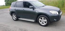 Toyota rav4 2007 2.2 diesel