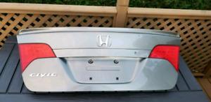 Valise Honda Civic