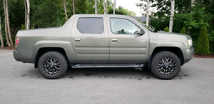 2007 HONDA RIDGELINE FULLY LOADED WITH EXTRAS CLEAN CARPROOF