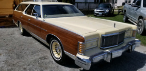 1977 mercury colony park