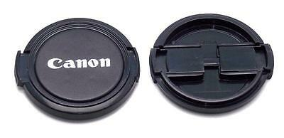 NEW Canon 52mm Snap On Front Lens Cap Canon EOS 450D 500D 550D Camera DSLR, used for sale  Shipping to India