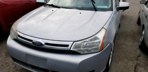 2008 Ford focus coupe parts