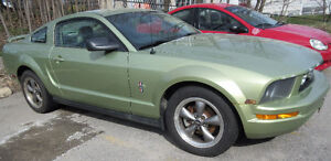 2006 Ford Mustang Pony Package Coupe (2 door) V6