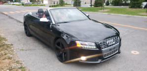 AUDI S5 CONVERTIBLE *AWD*V6 3.0L SUPERCHARGED*