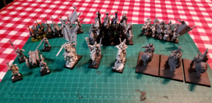 WARHAMMER AOS SMALL EMPIRE FREE PEOPLE ARMY