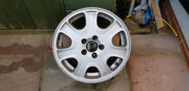 Volvo alloy wheels 18inch