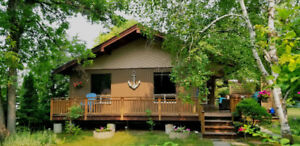 ⭐️Family Cabin for Rent in Loni Beach, Gimli MB⭐️