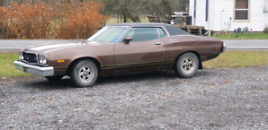 For sale 6000  73 Ford grand torino sport